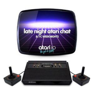 Atari IO chat