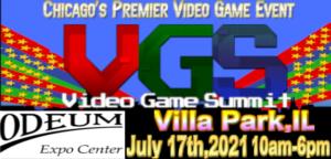 Video Game Summit @ Online